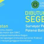 Dibutuhkan Segera Surveyor Pemetaan Potensi Batik Jepara