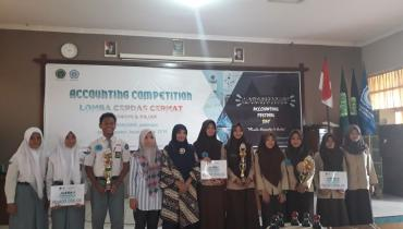 Accounting Competition Tingkat SMA/SMK Sederajat, Meriahkan Acara Accounting Festival Day