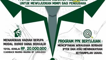 Business Plan Competition dan Rekrutmen Tenant PPK FEB Unisnu