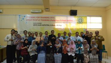 Pelatihan Pribadi Hebat Mahasiswa FEB UNISNU Angkatan 2015