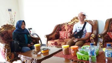 Alumni FEB UNISNU (STIENU) Jepara Bangun Tempat Wisata Gua Tritip