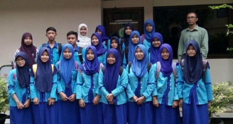 SMK Muhammadiyah Mayong Jepara Laksanakan Sekolah Pasar Modal Syariah di UNISNU